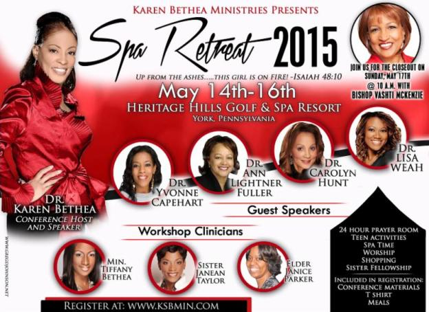 Carolyn Hunt Ministries Woman's Conference